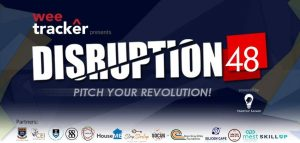 "Announcing Our First Flagship Event, ""Disruption 48"" for African IdeaPreneurs"
