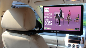Kenya's TabAds Takes Out The Boredom From Your Cab Journeys, Cashes In From Digital Ads