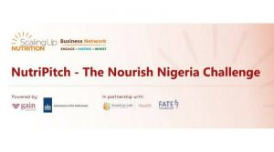 Foundation's NutriPitch – The Nourish Nigeria Challenge