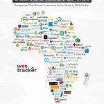 African Startups Raised USD 168.6 Mn In H1 2018 – WeeTracker Report