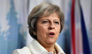 British Premier Theresa Visits Nigeria, Kenya And SA