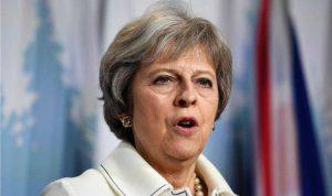 British Premier Theresa Visits Nigeria, Kenya And SA