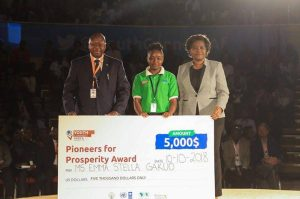 Entrepreneurs Bag USD 20 K In Rwanda's YouthConnekt Africa Innovation Awards 2018