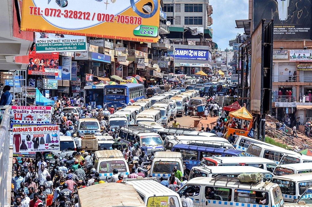 Kampala Faces 24000 Man-hour Loss Everyday Due To Traffic