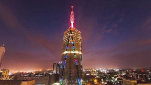Global Awarding Company Names Kenya's Britam Tower Top Skyscraper In Africa