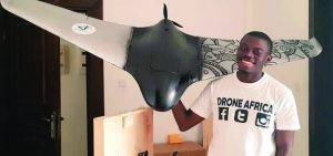 Made-In-Cameroon Drones Are Taking To The Skies – And A Certain 26-Year-Old Is Leading The Charge