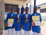 Fantastic Four: These Nigerian Schoolboys Took On 30 Countries Across The Globe In STEM & Held Their Own