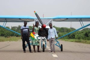 Made-In-Ghana Aircraft – The Brothers Who Are Looking To 'Pull Off A Wright Brothers' With Scrap From Their Own Backyard