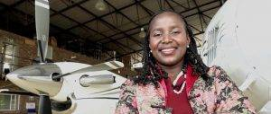 One Woman's Dashed Air Hostess Dream Resulted In Africa's First Female-Owned Aviation Company