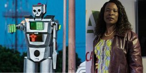 "Humanoid Robots Are Taking Over Congolese Roads And Look Who's Behind This ""Machine Invasion"""
