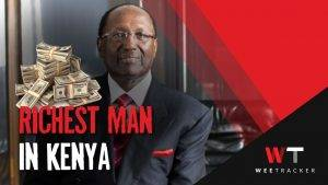 Chris Kirubi – The Poor Orphan Boy Who Became Kenya's Popular Business Tycoon