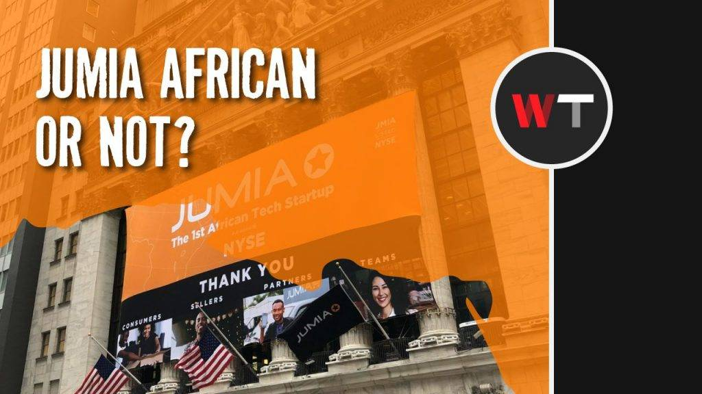 Jumia Internet -Africa's Amazon Or Controversy's Favourite Child?