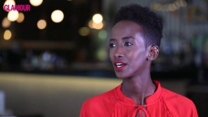 Fled Violence & A Forced Marriage In Somali At 15, Child Refugee At 16 – Now A Top Model In Europe!