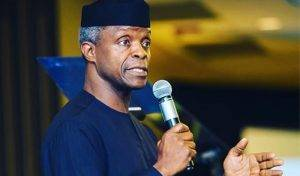 VP Osinbajo Cites Investment Opportunities Amidst Nigerian Challenges