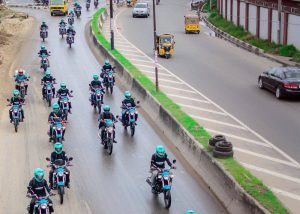 Lagos' Bike-Hailing Startups May Have To Choose Between 'Agberos' And NGN 25 Mn In Annual Licensing