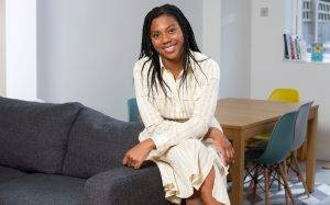 Meet The Nigerian Woman Who Is The Only African In The Cabinet Of Britain's New Prime Minister