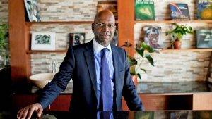 The Man Behind Safaricom's New Face Is No More