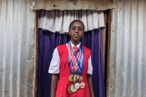This 13-Year-Old Chess Champ Is Working Her Way Up From The Slums But Her Path Is Blocked By A Huge Wall