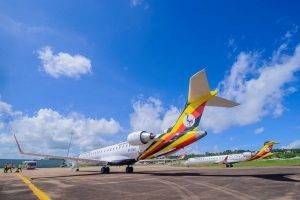 Uganda Airlines Acquires New Planes As It Ups Its Level In the Competitive EAC Market