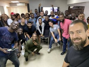 Twitter's Jack Dorsey Wants To Invest In Nigerian Startups – Plus Twitter Just Offered To Hire This Nigerian Developer