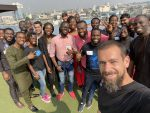 Twitter CEO Jack Dorsey Is In Nigeria & He's Already Speaking Yoruba – Plus Here's Why He's Visiting