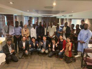 Tanzanian Toolboksi Steals The Show At Daikin-Samurai Airtech Bootcamp Africa Event