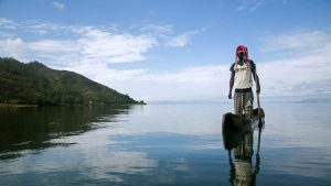 Deep Inside Rwanda's Lake Kivu Where Potentially Dangerous Gases Find Surprise Use In Powering A Nation