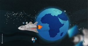 Africa's Murky Space Race: Where Vanity Project Meets Utility Object