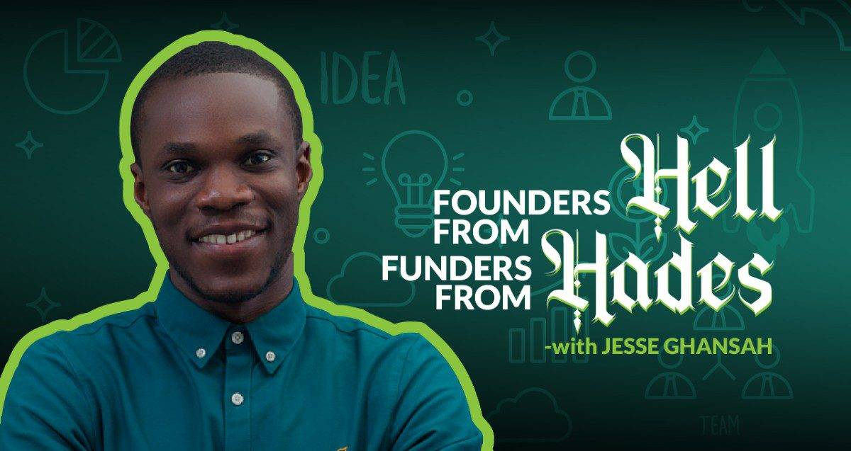 Founders From Hell, Funders From Hades: Condescending Much!