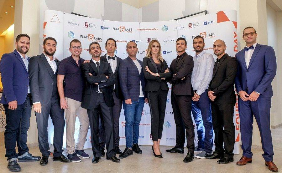 Eight Startups Selected For 7th Edition of Flat6Labs Tunis Accelerator