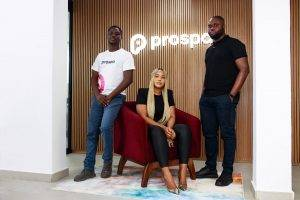 Nigerian Fintech Prospa Secures USD 3.8 Mn pre-Seed Funding